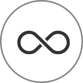 infinite possibilities application icon