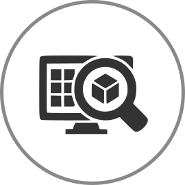 inventory organisation management application icon