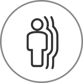 motion detection application icon