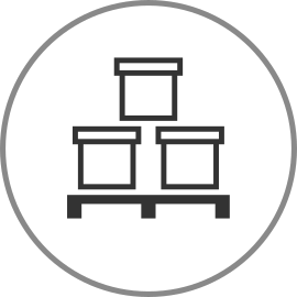 palletising application icon