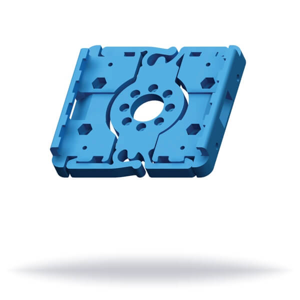 qbrobotics flat flange featured image