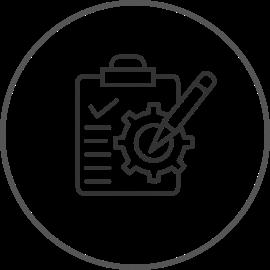 quality testing application icon